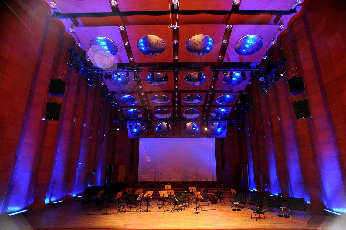 Inauguracja sali koncertowej AM w Łodzi