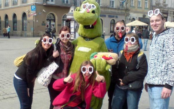 HOOP Akcja Okularnicy 8 miast w Polsce